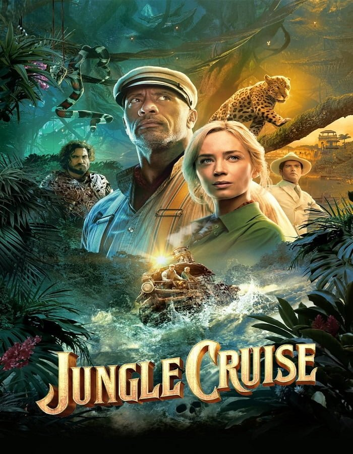 Jungle Cruise 2021 ผจญภัยล่องป่ามหัศจรรย์