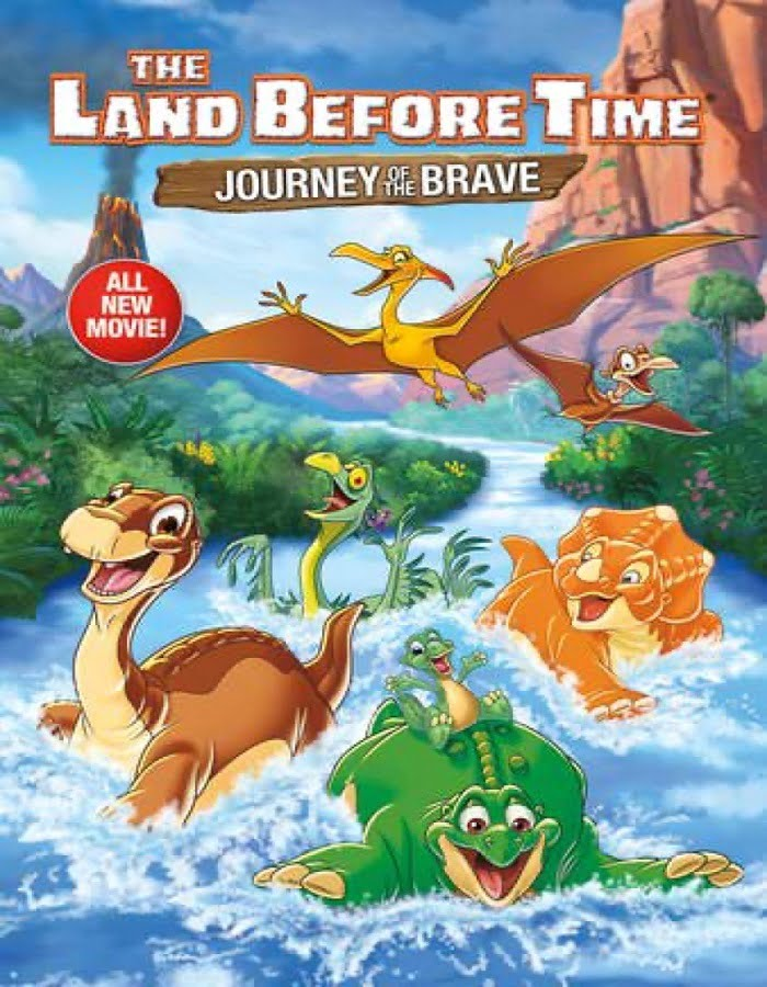 The Land Before Time XIV Journey Of The Brave 2016