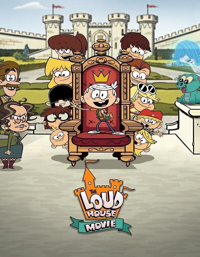 The Loud House Movie 2021 ครอบครัวตระกูลลาวด์ เดอะ มูฟวี่