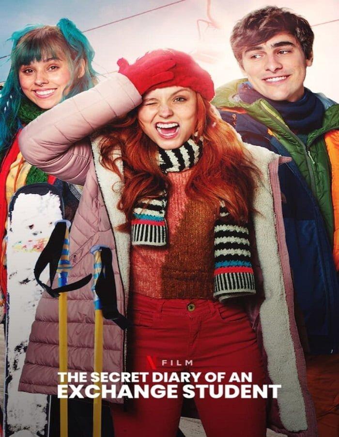 The Secret Diary of an Exchange Student 2021 ไดอารี่ลับนักเรียนแลกเปลี่ยน