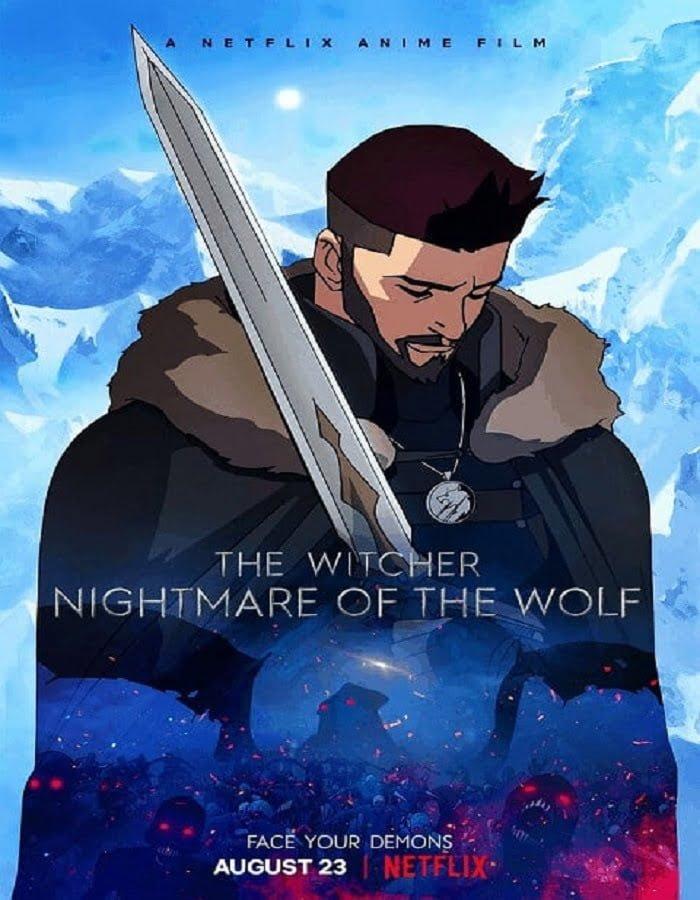 The Witcher Nightmare of the Wolf 2021 นักล่าจอมอสูร ตำนานหมาป่า