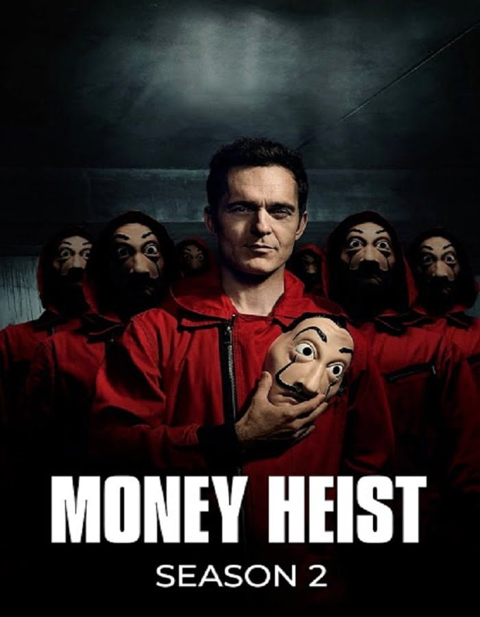 Money Heist Season 2 2017 ทรชนคนปล้นโลก