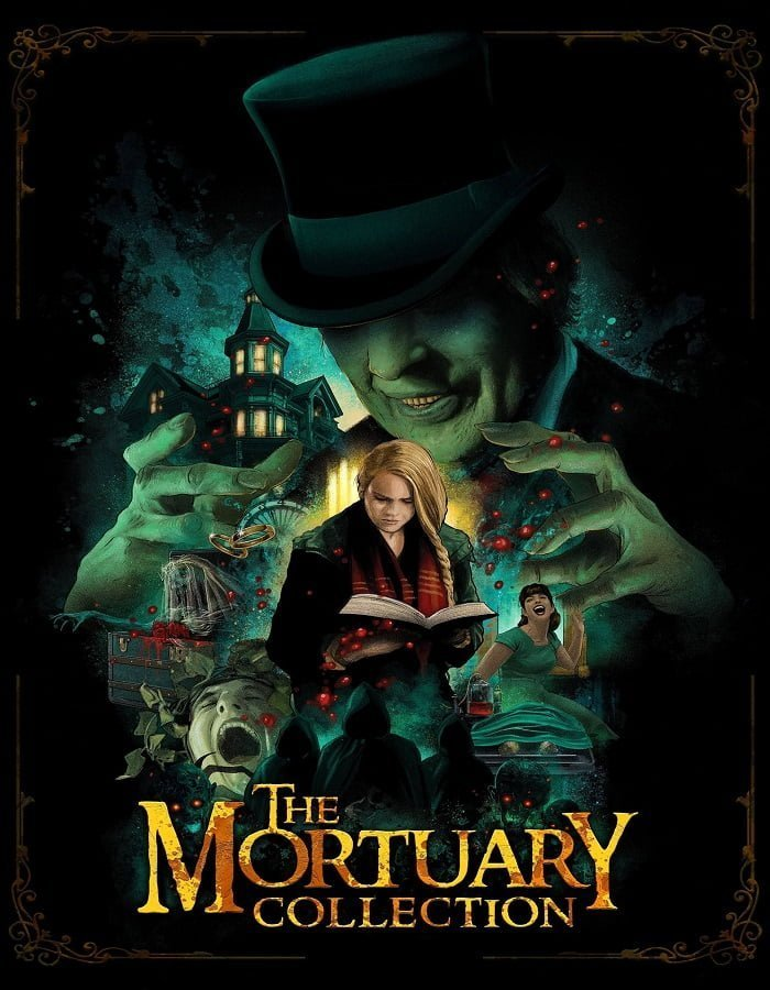 The Mortuary Collection 2019