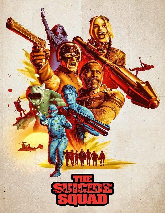 The Suicide Squad 2021 เดอะ ซุยไซด์ สควอด