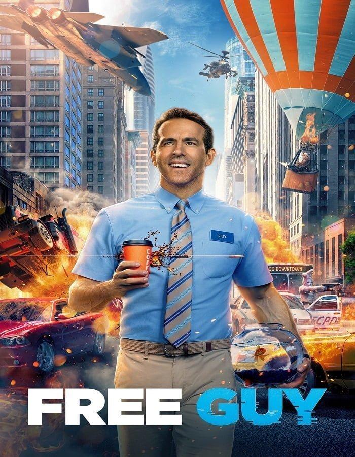 Free Guy 2021 ขอสักทีพี่จะเป็นฮีโร่
