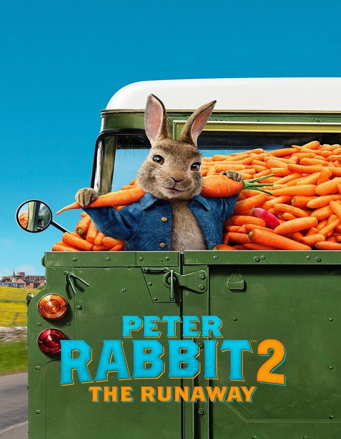 Peter Rabbit 2 The Runaway 2021 ปีเตอร์ แรบบิท